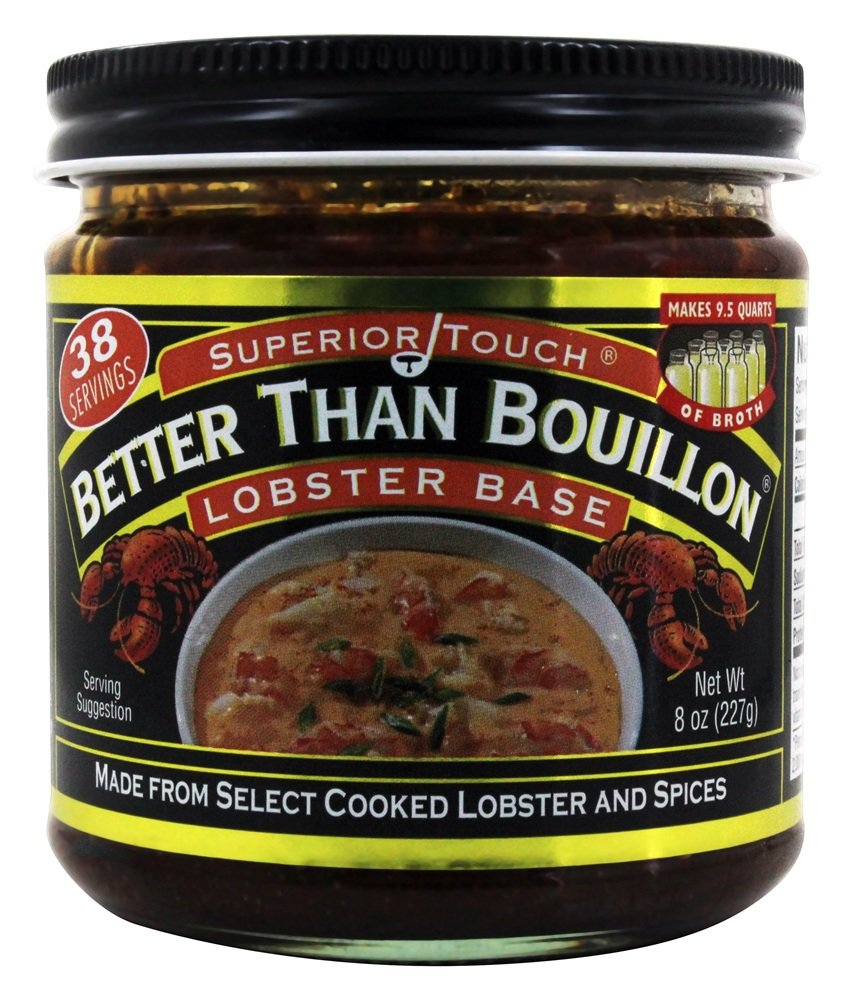 Better Than Bouillon Lobster Base 8 oz(pack of 1) by
