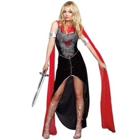 Scandalous Sword Warrior Adult Costume - Small - Costumes With Swords