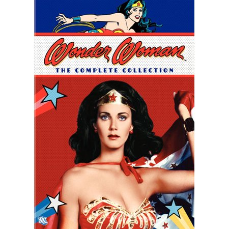 Wonder Woman  The Complete Series Collection  Full Frame
