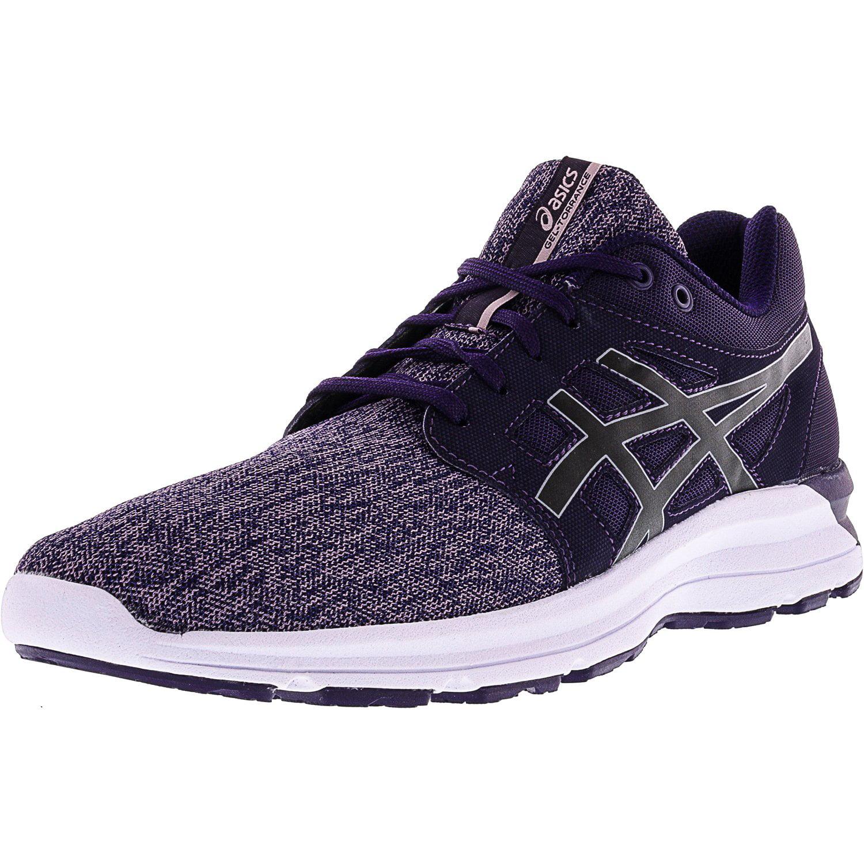 78ccfa9f1336 Asics Women s Gel-Torrance Mysterioso   Black Aluminum Ankle-High Running  Shoe - 9M