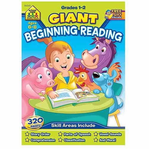 Giant Beginning Reading 1-2