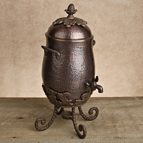GG Collection Coffee Carafe - Antique Copper