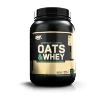 Protein & Meal Replacement: Optimum Nutrition Oats & Whey