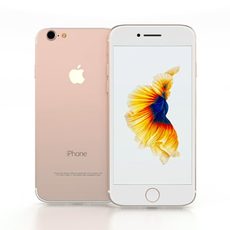 Apple iPhone 7 32GB Unlocked, Refurbished - Rose Gold