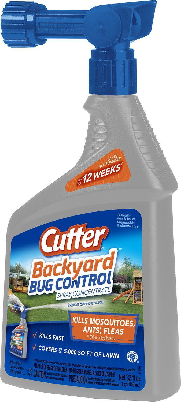 Departments - Cutter Backyard Bug Control Spray Concentrate (HG-61067) (32 Fl Oz
