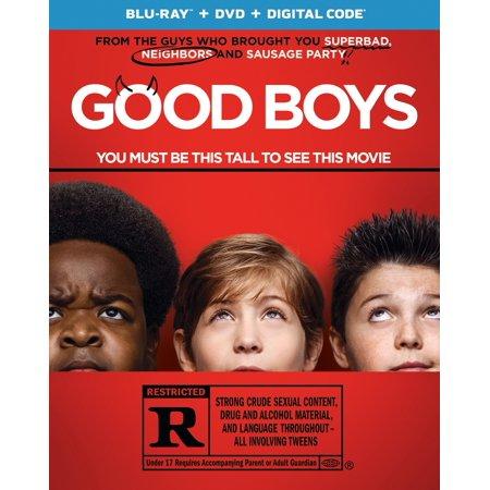 A Good Halloween Movies (Good Boys (Blu-ray + DVD + Digital)
