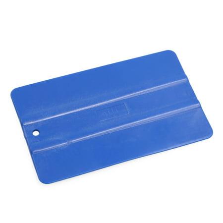 Car Blue Windshield Window Ice Scraper Snow Shovel