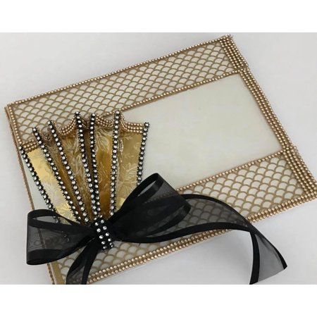 Art Deco Themed Guest Book For All Party Occasions Birthday Wedding Sweet 16