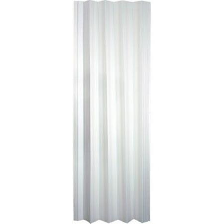 Folding Closet Door White Mist Vinyl 32 36 X 80 In Walmart