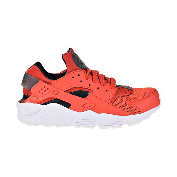 Nike Air Huarache Men's Running Shoes Habanero Red/Black/White 318429-609