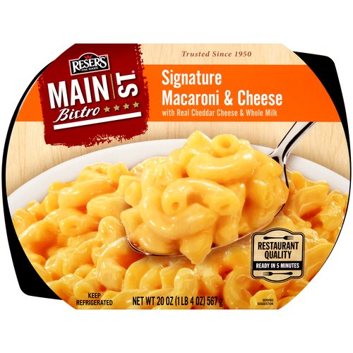Main St. Signature Macaroni & Cheese