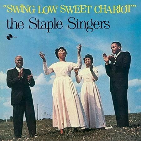 Swing Low Sweet Chariot + 2 Bonus Tracks (Vinyl)