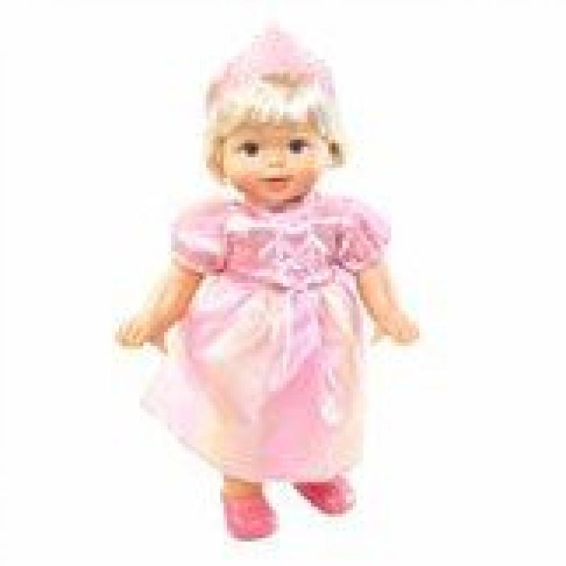 Little Mommy Sweet As Me Doll in Pink Princess Outfit