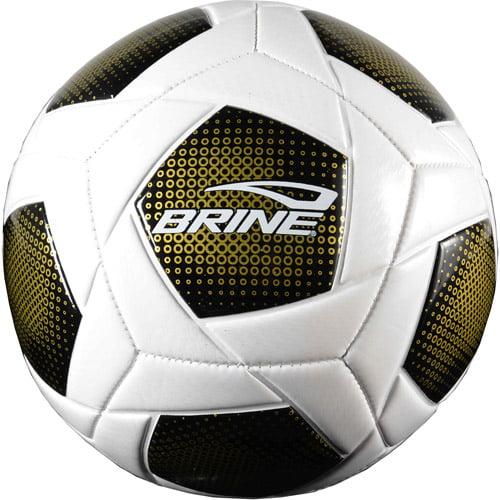 Brine Arrowhead Soccer Ball, Gold, Size 5