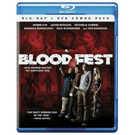Halloween Horror Fest Movie Park (Blood Fest (Blu-ray))