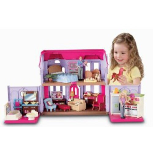 Fisher-Price Loving Family Family Manor Play Set
