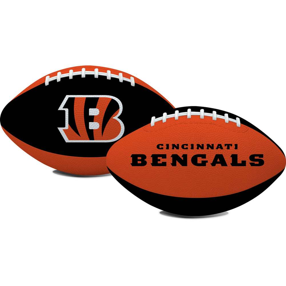 Cincinnati Bengals Hail Mary Mini Rubber Football
