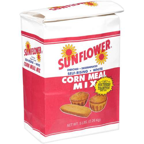 Hopkinsville Milling Sunflower  Corn Meal Mix, 5 lb