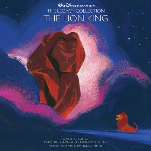 Legacy Collection: The Lion King (2CD)