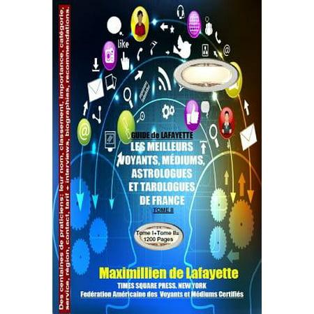 2e673249d2d347 Tome 2 Guide de Lafayette   Les Meilleurs Voyants, Mediums, Astrologues Et  Tarologues de