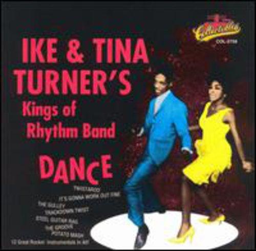 Ike Turner & Tina - Dance with [CD]