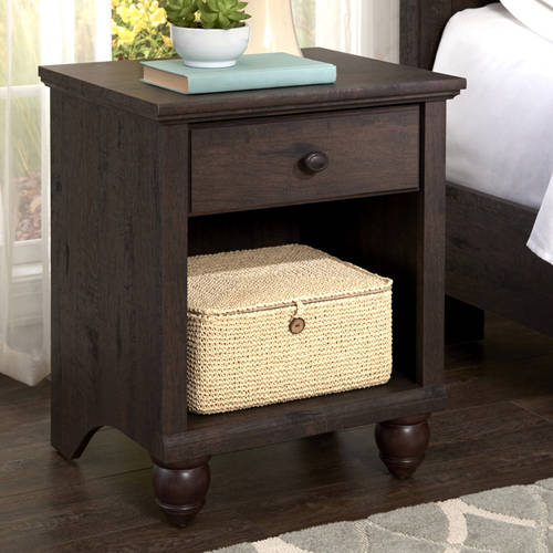 Better Homes and Gardens, Crossmill Accent Table, Multiple Finishes