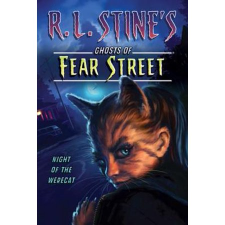 Night of the Werecat - eBook](Halloween Night Rl Stine)
