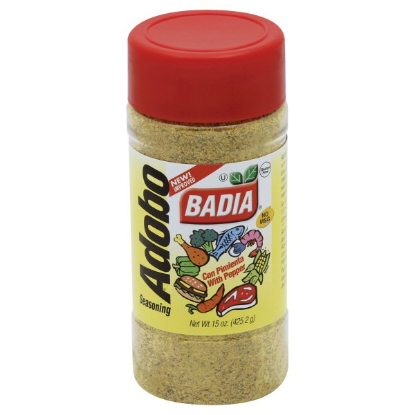 Badia Adobo Seasoning With Pepper 15 Oz Walmart Com Walmart Com