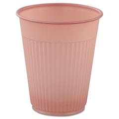 SOLO CUPS MMPCF5-00020 Plastic Medical & Dental Cups, 5 oz, Mauve, Fluted, 1000 Cups/Carton