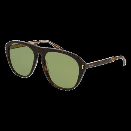 Gucci GG0128S Sunglass 56mm (Gucci Sunglass Case)