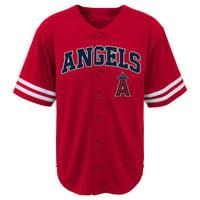 0d7e5e7fce3 Product Image MLB Los Angeles ANGELS TEE Short Sleeve Boys Fashion Jersey  Tee 60% Cotton 40%