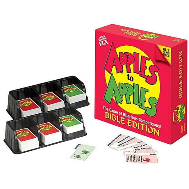 Talicor 6340 Apples To Apples- Bible Edition