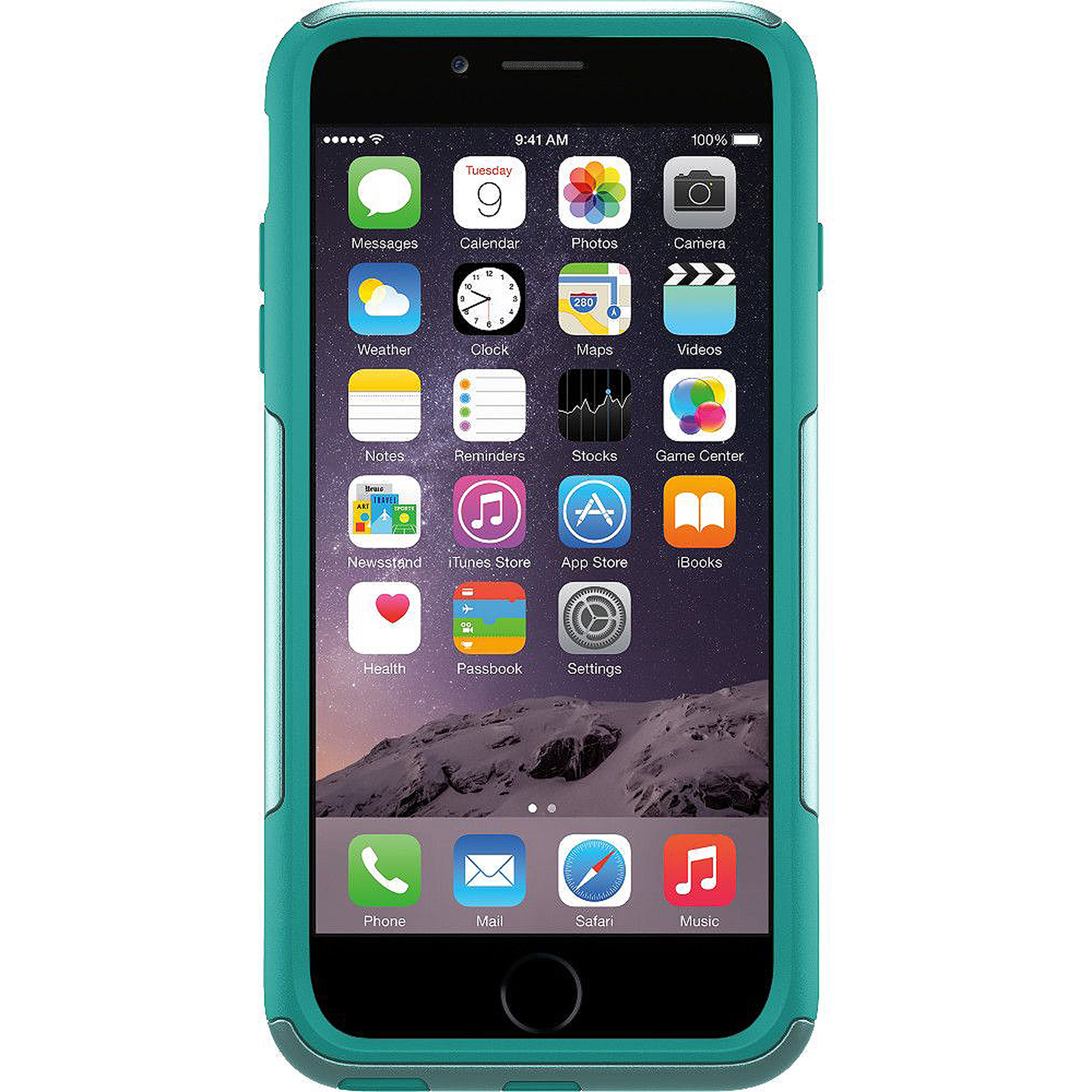 iPhone 6 plus Otterbox case commuter series