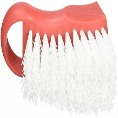 Winco CBR-RD Cutting Board Brush, Red