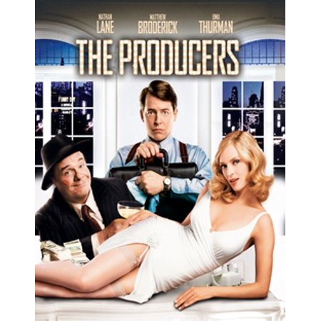 The Producers (Blu-ray) - Halloween 6 Producer's Cut Blu Ray