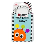 Sassy Look Book Who Loves Baby, 1.0 CT