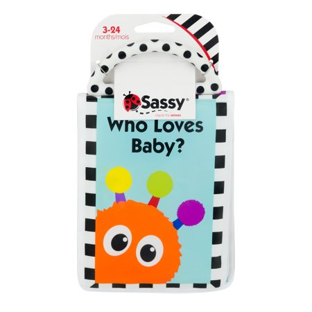Sassy Look Book Who Loves Baby? 1.0 CT