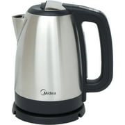 Sunpentown Stainless Cordless Electric Kettle by Midea