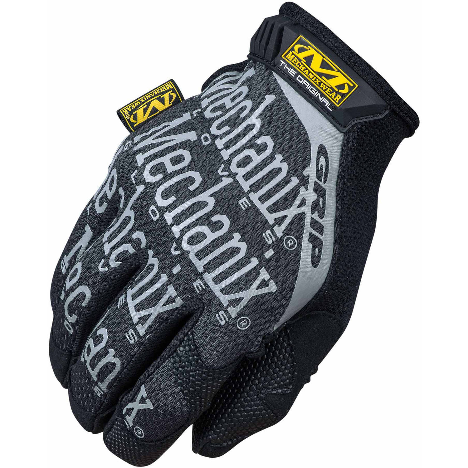 Mechanix Wear Original Grip Glove, Black, Small