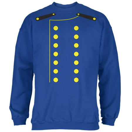 Halloween Hotel Bellhop Costume Mens Sweatshirt