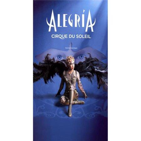 Pop Culture Graphics MOV398530 Cirque Du Soleil - Alegria Movie Poster, 11 x 17