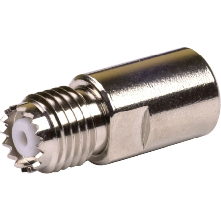 RF Industries - Mini-UHF/F - FME/M Adapter