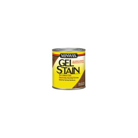 Minwax® Gel Stain Brazilian Rosewood, Half -