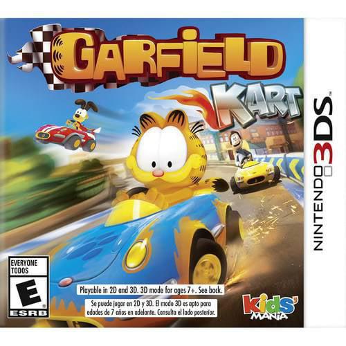 Garfield Kart (Nintendo 3DS)