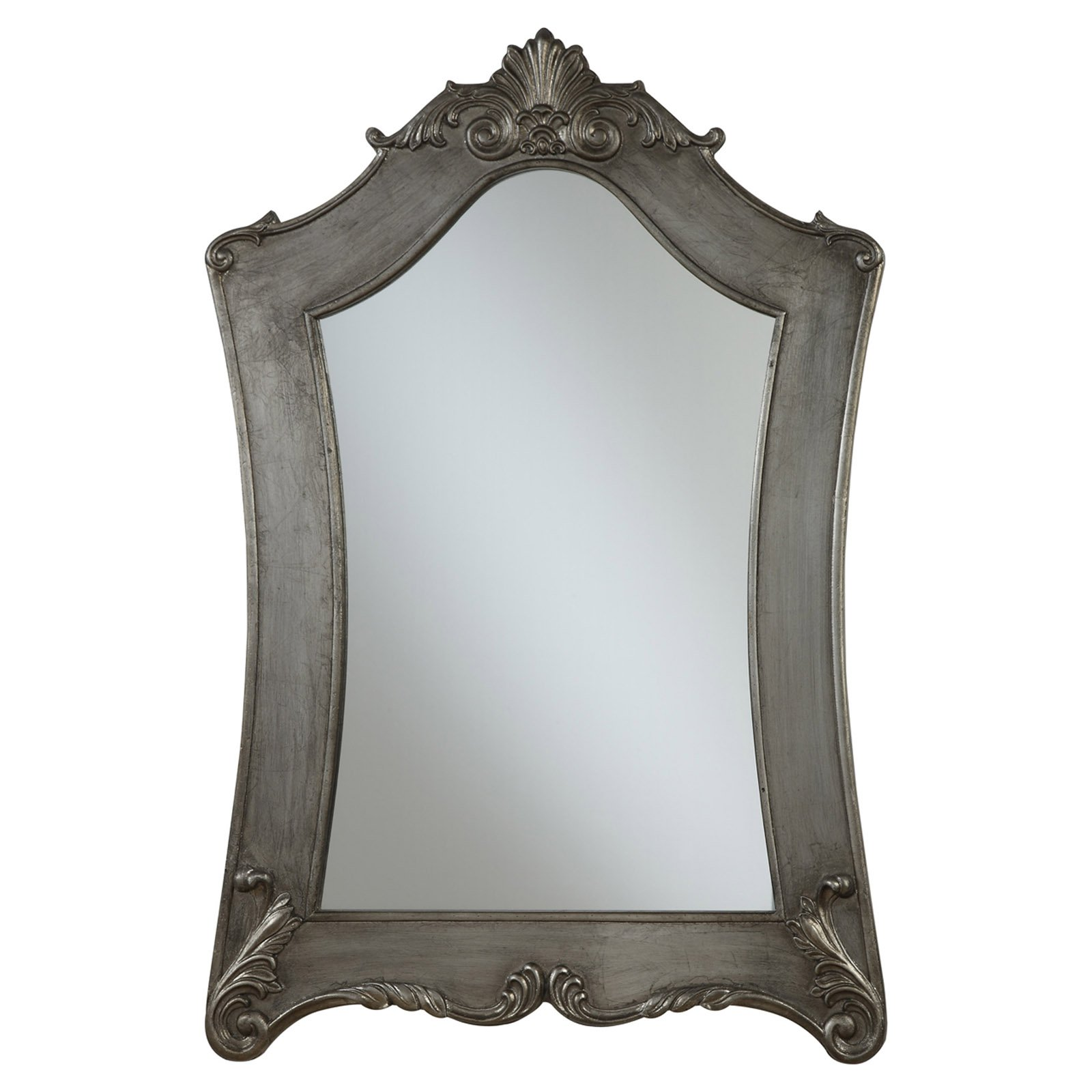 Convenience Concepts Gold Coast Victorian Gold Frame Mirror - 33.5W x 48H in.