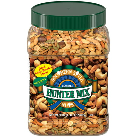 Southern Style Nuts, Hunter Mix, Gourmet, 30