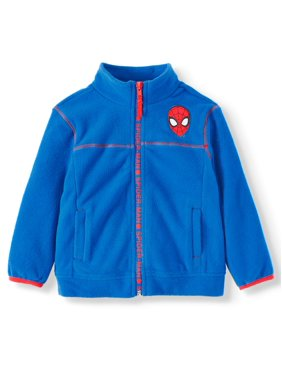 Marvel Spider-Man Toddler Boy Fleece Jacket