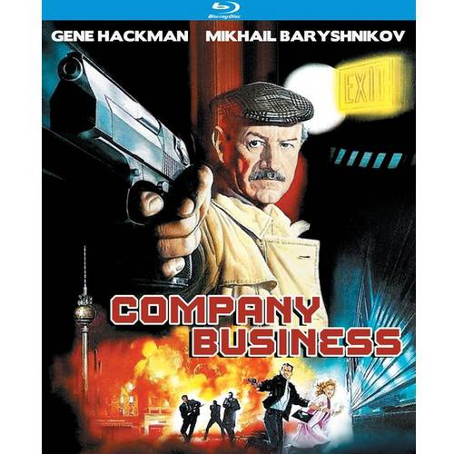 Company Business (Blu-ray) by