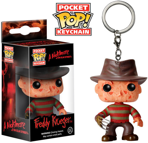 FUNKO POCKET POP! KEYCHAIN: HORROR - FREDDY KRUGER