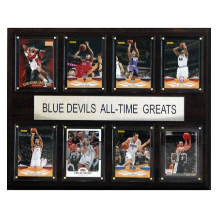 Duke Locker Room - C&I Collectables NCAA Basketball 12x15 Duke Blue Devils All-Time Greats Plaque